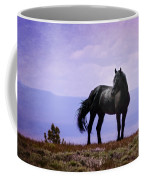 The Majestic Stallion Coffee Mug