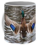 The Mallard Wave Coffee Mug