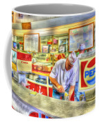 The Malt Shoppe Coffee Mug