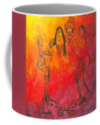 The Mamas And Papas Coffee Mug by Pamela Allegretto