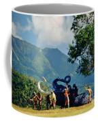 The Mammoth Kill Coffee Mug