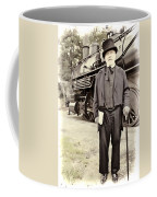 The Man In The Tophat Coffee Mug