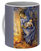 The Man Is At Sea - After Demont-breton Coffee Mug