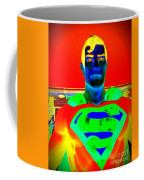 The Man Of Steel Coffee Mug