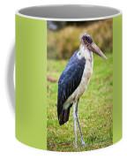 The Marabou Stork In Tanzania. Africa Coffee Mug