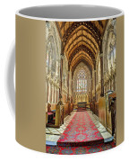 The Marble Church Interior Coffee Mug
