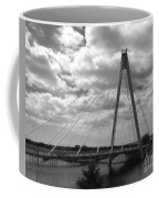 The Marine Road Bridge Southport Coffee Mug
