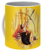 The Markswoman Coffee Mug by Shelley Irish
