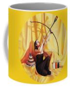 The Markswoman Coffee Mug by Shelley Irish