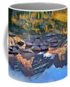 The Maroon Bells Reflected Coffee Mug