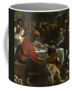The Marriage At Cana Coffee Mug