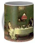 The Marriage Of Convenience, 1883 Coffee Mug by Sir William Quiller Orchardson