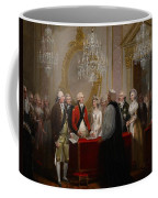The Marriage Of The Duke And Duchess Of York Coffee Mug by Henry Singleton