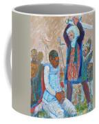 The Martydom Of St Maurice Coffee Mug