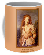 The Martyr Of The Solway Poster Coffee Mug