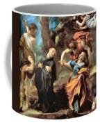 The Martyrdom Of Four Saints Coffee Mug