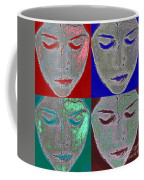 The Mask Coffee Mug