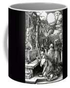 The Mass Of St. Gregory Coffee Mug