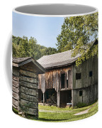 The Mathias Homestead Built In 1797 At Mathias West Virginia Coffee Mug