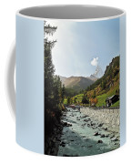 The Matter Vispa And The Matterhorn Coffee Mug