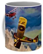The Mean French Skies Coffee Mug