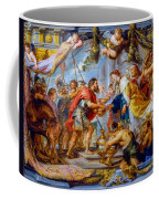 The Meeting Of Abraham And Melchizedek Coffee Mug