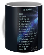 The Memorare Coffee Mug by Barbara Griffin