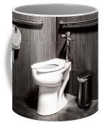 The Mens Room Coffee Mug by Bob Orsillo