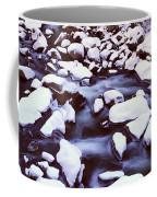 The Merced River In Winter, Yosemite Coffee Mug