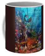 The Mermaids Treasure Coffee Mug