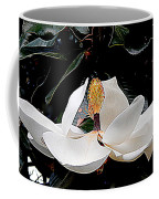 New Orleans Metamorphous Of The Southern Magnolia Spring Equinox In Louisiana Coffee Mug