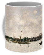 The Meuse At Dordrecht Coffee Mug