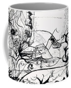 The Middle Of Nowhere Coffee Mug