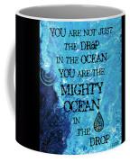 The Mighty Celtic Ocean Coffee Mug