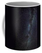 The Milky Way Galaxy  Coffee Mug