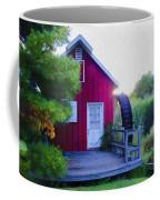 The Mill At Kimberton Coffee Mug