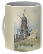 The Mill St Benet's Abbey Coffee Mug