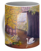 The Mill Swan Coffee Mug