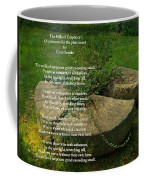 The Mills Of Corporate - Poem And Image Coffee Mug