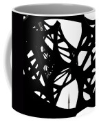 The Minaret And Art Coffee Mug