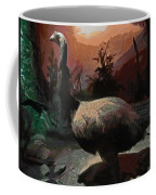 The Moa Coffee Mug