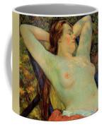 The Model's Siesta Coffee Mug