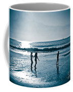 The Moment Of Sunset Coffee Mug