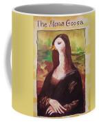 The Mona Goosa Coffee Mug