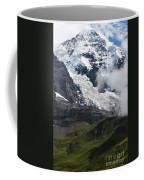The Monk - Swiss Bernese Alps Coffee Mug