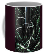 The Monster Is Impaled  Coffee Mug