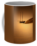 The Mont Saint-michel Bay At Sunset Coffee Mug