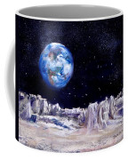 The Moon Rocks Coffee Mug by Jack Skinner