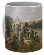 The Morning Of The Battle Of Waterloo Coffee Mug