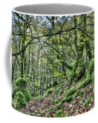 The Mossy Creatures Of The  Old Beech Forest 5 Coffee Mug